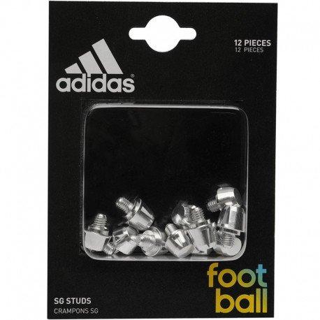 ADIDAS TRX2 0 SG Ersatzstollen für Fußballschuhe 11mm 14mm WHITE/BLACK/BLACK
