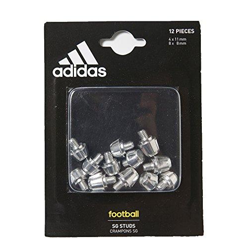 adidas Stollen SG, Aluminium, One Size, AP1093