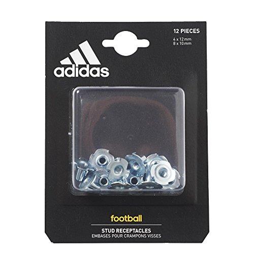 adidas Gewindeeinsätze für Stollen Stud Receptacles, Multicolor, One Size, AP0220