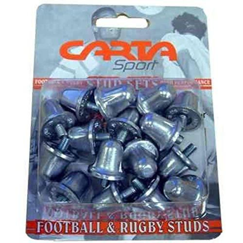 Rugby League Aluminium Ersatzstollen 21mm (16Stück)